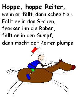 Hoppe Reiter Text